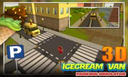 Icecream Van Parking Simulator screenshot 2/5