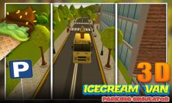 Icecream Van Parking Simulator screenshot 3/5
