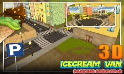 Icecream Van Parking Simulator screenshot 4/5