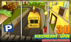 Icecream Van Parking Simulator screenshot 5/5