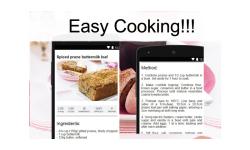 Baking recipes food screenshot 3/3