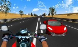 Racing Moto Traffic Rider 2016  screenshot 1/2