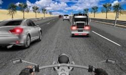 Racing Moto Traffic Rider 2016  screenshot 2/2
