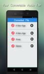 MP3 Ringtone Cutter and Maker  screenshot 4/4