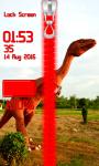 Dinosaur Zipper Lock Screen Best screenshot 5/6