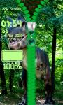 Dinosaur Zipper Lock Screen Best screenshot 6/6