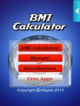 BMI Calculator Lite screenshot 2/5
