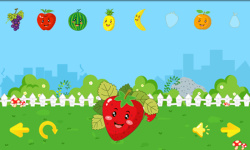 Bébé apprend des fruits fr screenshot 1/5
