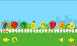 Bébé apprend des fruits fr screenshot 2/5