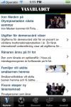Vasabladet screenshot 1/1
