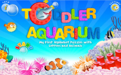 New Kids Alphabet Aquarium Lite screenshot 1/6