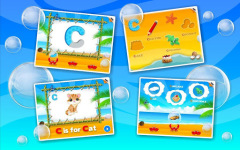 New Kids Alphabet Aquarium Lite screenshot 2/6