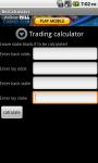 BetCalculator 8 in 1 screenshot 2/3