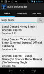 Music Search And Downloader screenshot 1/6