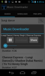 Music Search And Downloader screenshot 2/6