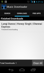 Music Search And Downloader screenshot 4/6