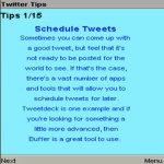 Twitter Tips and Tricks screenshot 4/4