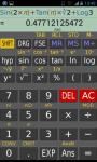Avant Calculator Free screenshot 1/5