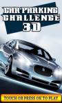 Car Parking Challenge 3D – Free screenshot 1/6