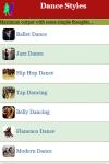 Dance Styles V1 screenshot 2/3
