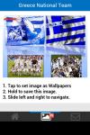 Greece National Team Wallpaper screenshot 4/5