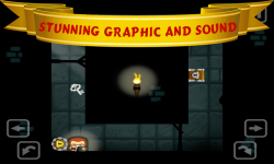Gold Miner Deluxe HD - Fun Game with 100 Levels screenshot 1/6