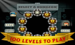 Gold Miner Deluxe HD - Fun Game with 100 Levels screenshot 5/6