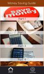 Money Saving Guide screenshot 1/1