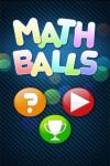 Math Balls - Number game screenshot 1/6