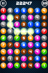 Math Balls - Number game screenshot 3/6