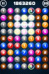 Math Balls - Number game screenshot 5/6
