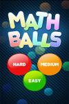 Math Balls - Number game screenshot 6/6