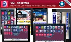 SM - ShopMag Mobile Application screenshot 1/4
