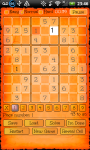 Sudoku PuzzleGame screenshot 2/6