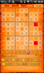 Sudoku PuzzleGame screenshot 4/6