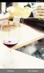 Bottle of Wine Live Wallpaper screenshot 2/4