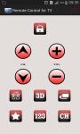 Remote Control for TV screenshot 1/2