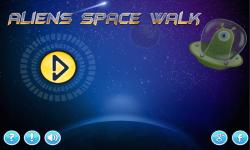 Aliens Space Walk screenshot 3/3