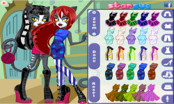 Monster High Wrecat Sisters screenshot 3/4