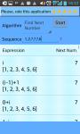 IQ Sequence Solver screenshot 1/5