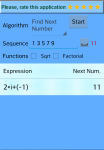 IQ Sequence Solver screenshot 3/5