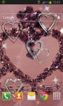 Hearts HD Live Wallpaper screenshot 2/2