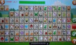 Animals Onet Classic Game screenshot 1/2