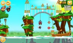 Angry Birds Review Seasons screenshot 1/4