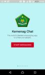 Kemenag Chat screenshot 1/6