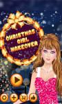 Pretty Girl Makeover Christmas screenshot 1/5