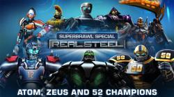 Real Steel actual screenshot 3/6