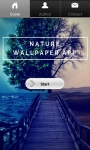 Nature Wallpaper App screenshot 1/6