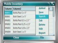 Mobile Inventory Tools screenshot 1/1