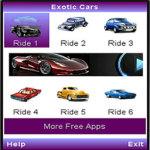 Exotic Cars Lite screenshot 2/4